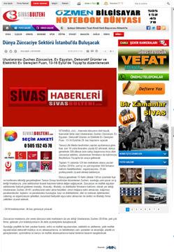 Sivas Bulteni