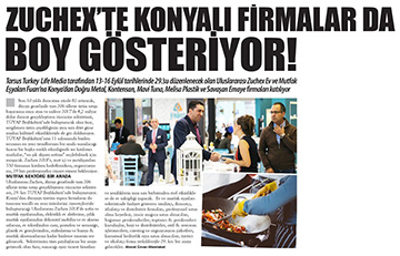 Konya Memleket Gazetesi
