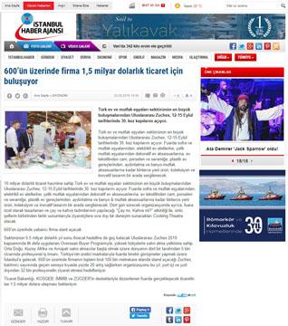 İstanbul Haber Ajansı