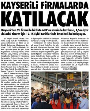 Kayseri E-Haber