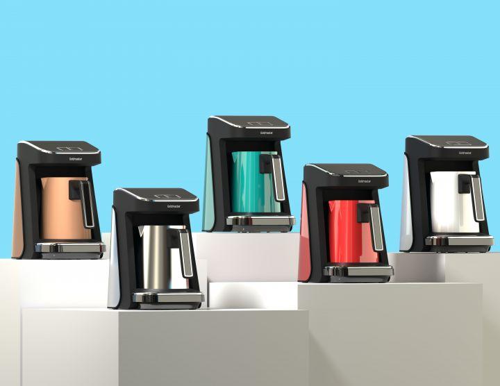 Goldmaster Introduces the Brand's Newest Coffee Machine at Zuchex