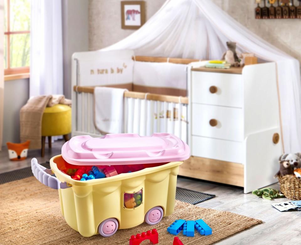 Oyucak Kutusu: Artık oyuncaklar bir kutuda