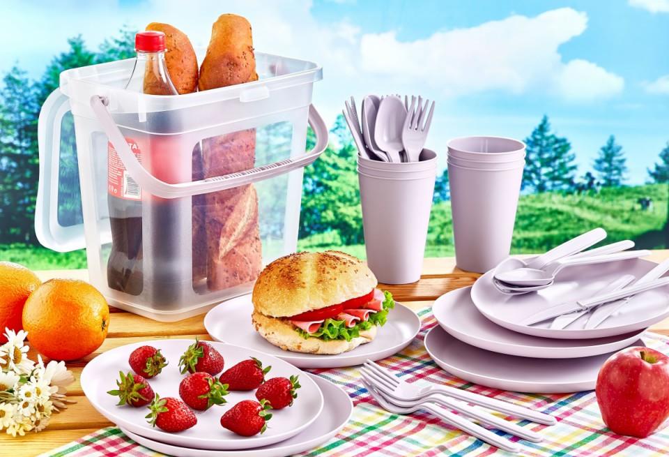 Piknik Seti: